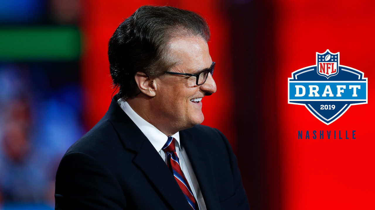 """ESPN's Mel Kiper on 2019 NFL Draft: """"Everybody is Looking Forward to Going to Nashville."""""""