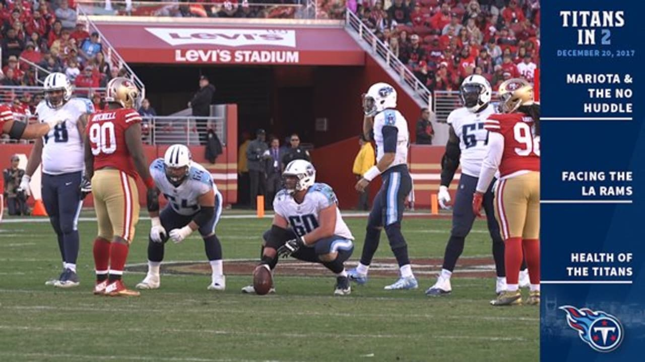 21f83ea6 Titans in 2: Marcus Mariota and the No Huddle