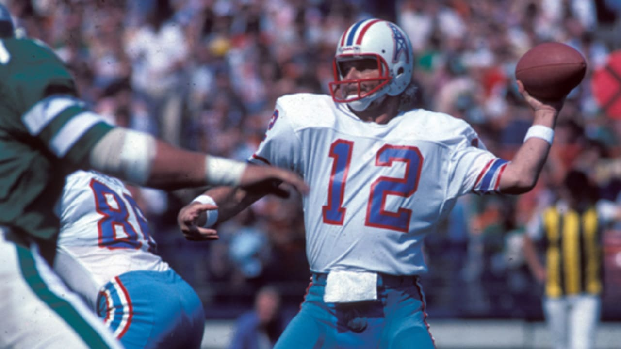 separation shoes b8d1b 60a04 Former Houston Oilers QB Ken Stabler Dead at 69