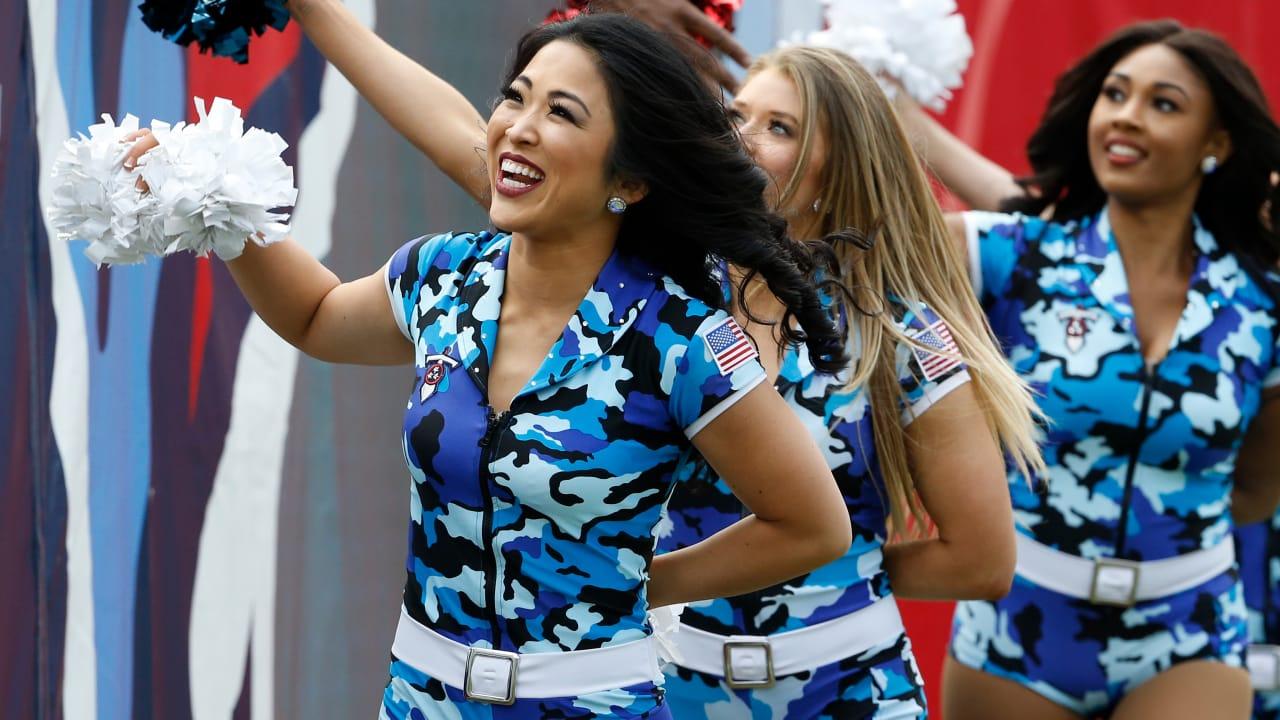 Titans Cheerleader Spotlight  Mari f992954af