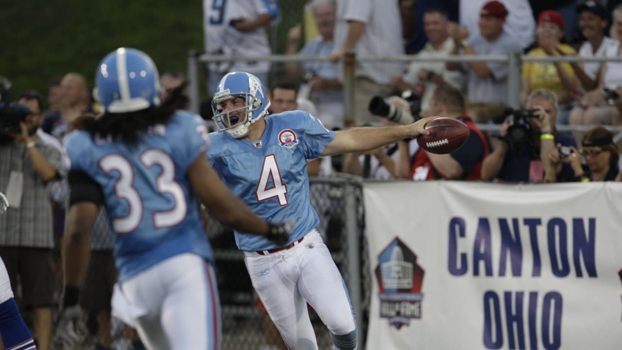 the best attitude a105d 05a52 NFL Throwback: Craziest Preseason Plays Since 2000