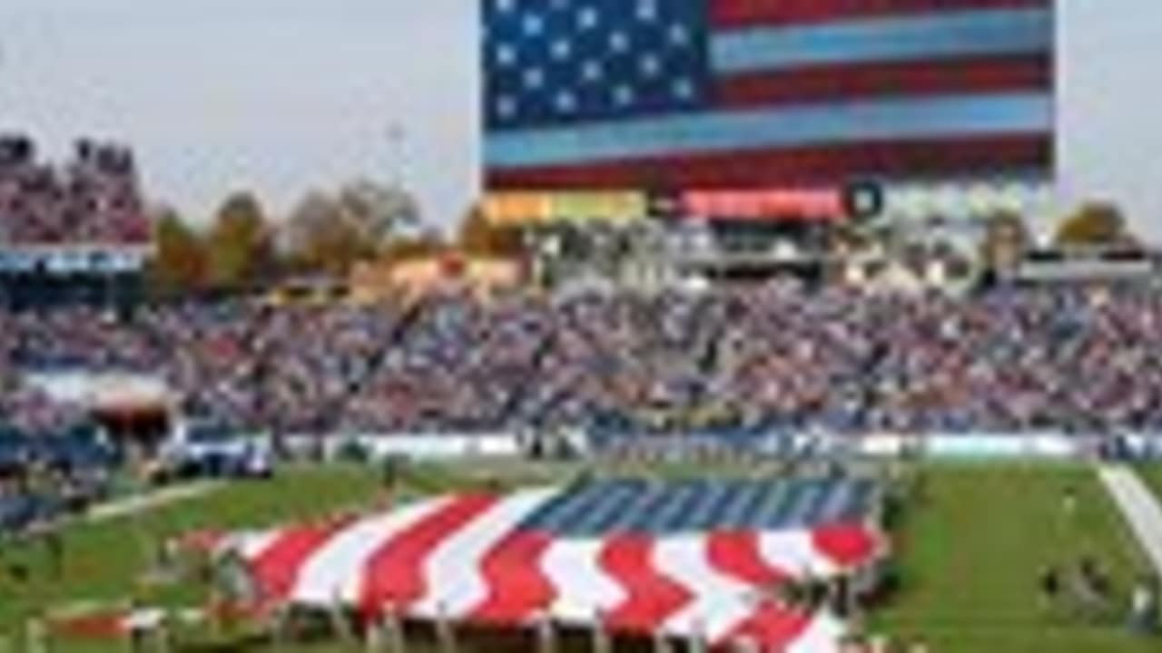 Titans to Honor Local Veterans and Armed Forces at Sunday s Game 1b51eaae7