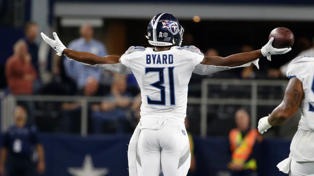 Star Treatment  Titans Safety Kevin Byard 7b805794a