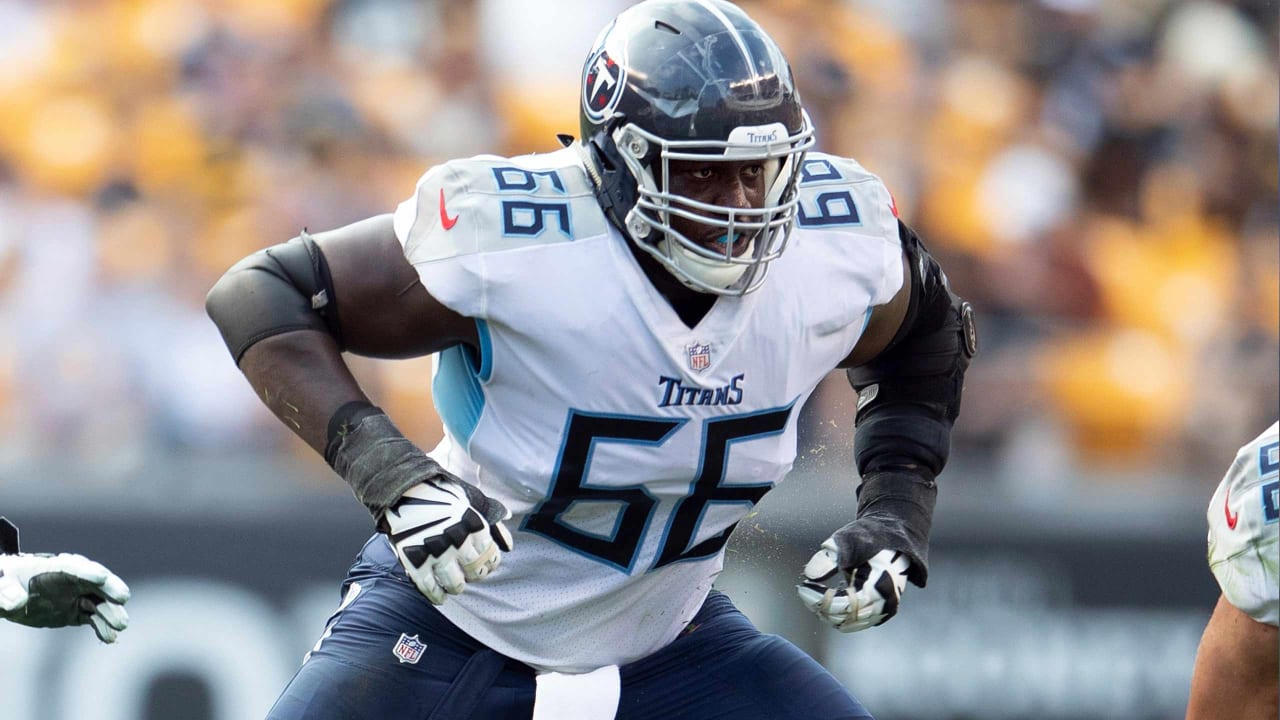check out 48d0f b32f5 Titans Agree to Terms on One-Year Deal With OL Kevin Pamphile