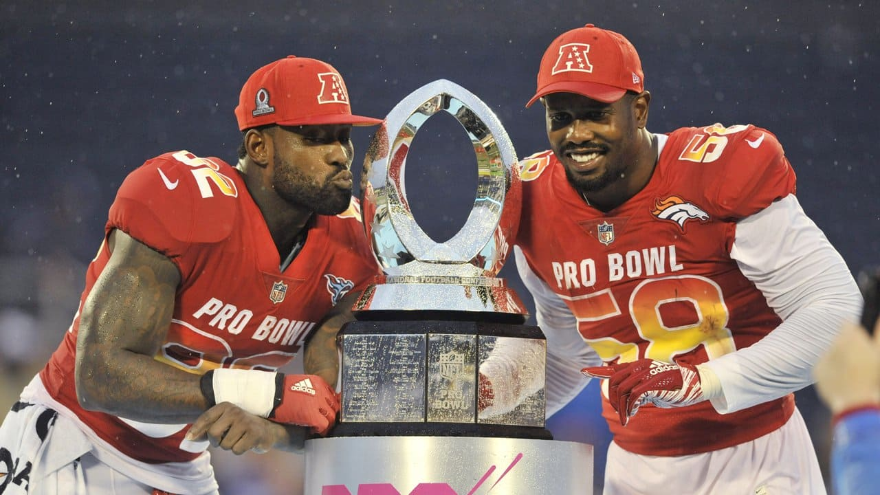 1f2077f034c 2018 Pro Bowl Highlights