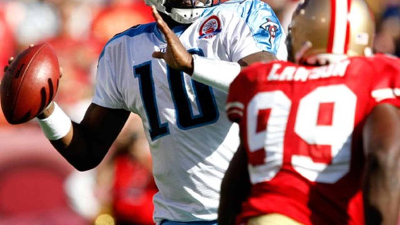 Vince Young Highlights