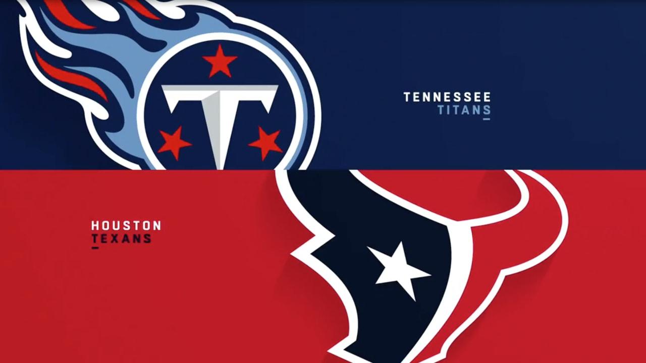 Titans vs. Texans Highlights | Week 12