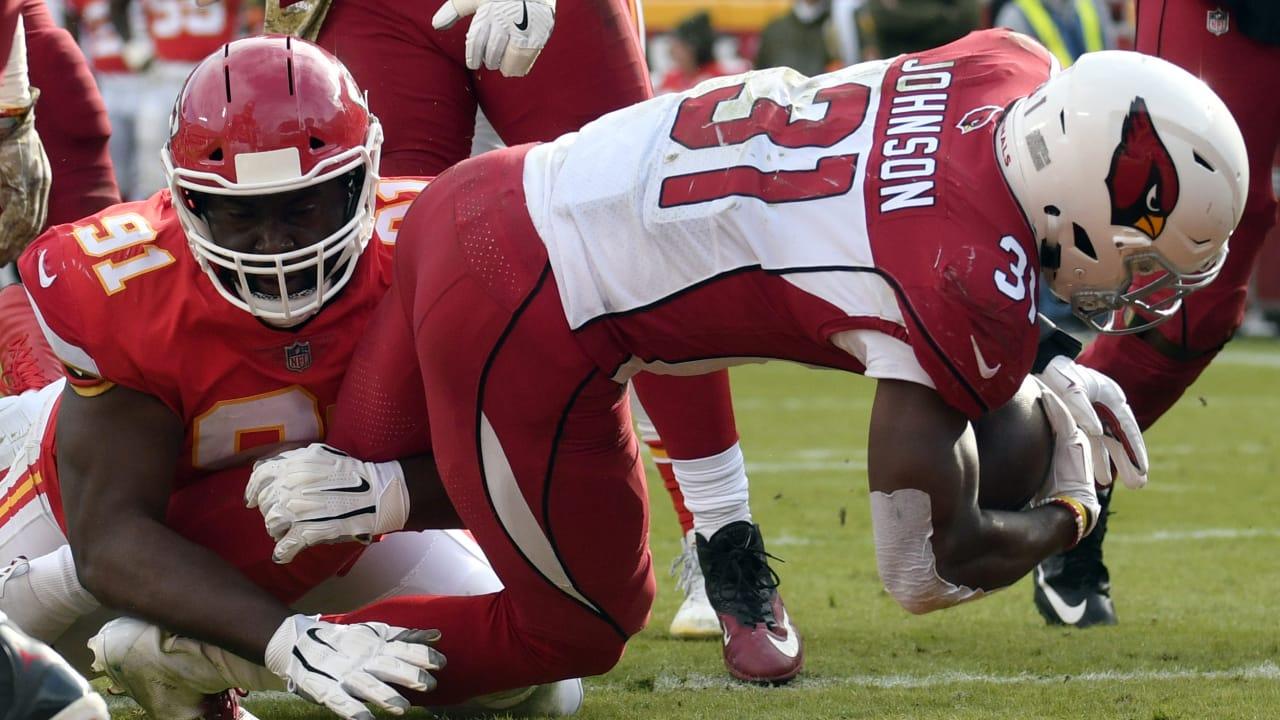 David Johnson Highlights vs. Chiefs In Week 10 60b55b99a