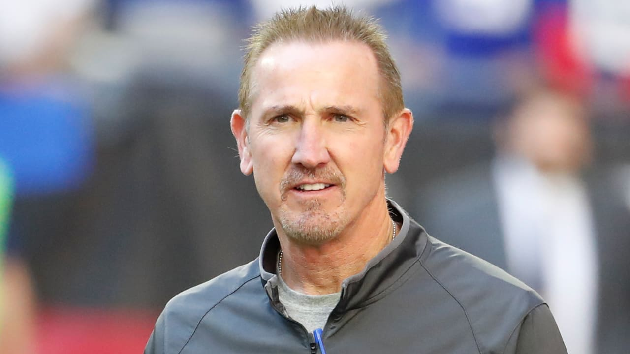 Strange Chiefs Hire Steve Spagnuolo As Defensive Coordinator Bralicious Painted Fabric Chair Ideas Braliciousco