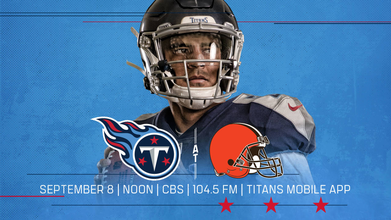 How To Watch Listen Titans Browns Tv Streaming And Radio