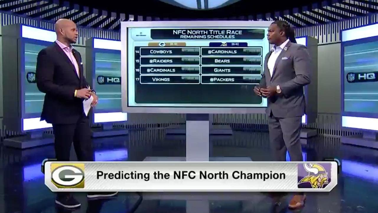 80fc5c0a NFLN: Predicting the NFC North Champion