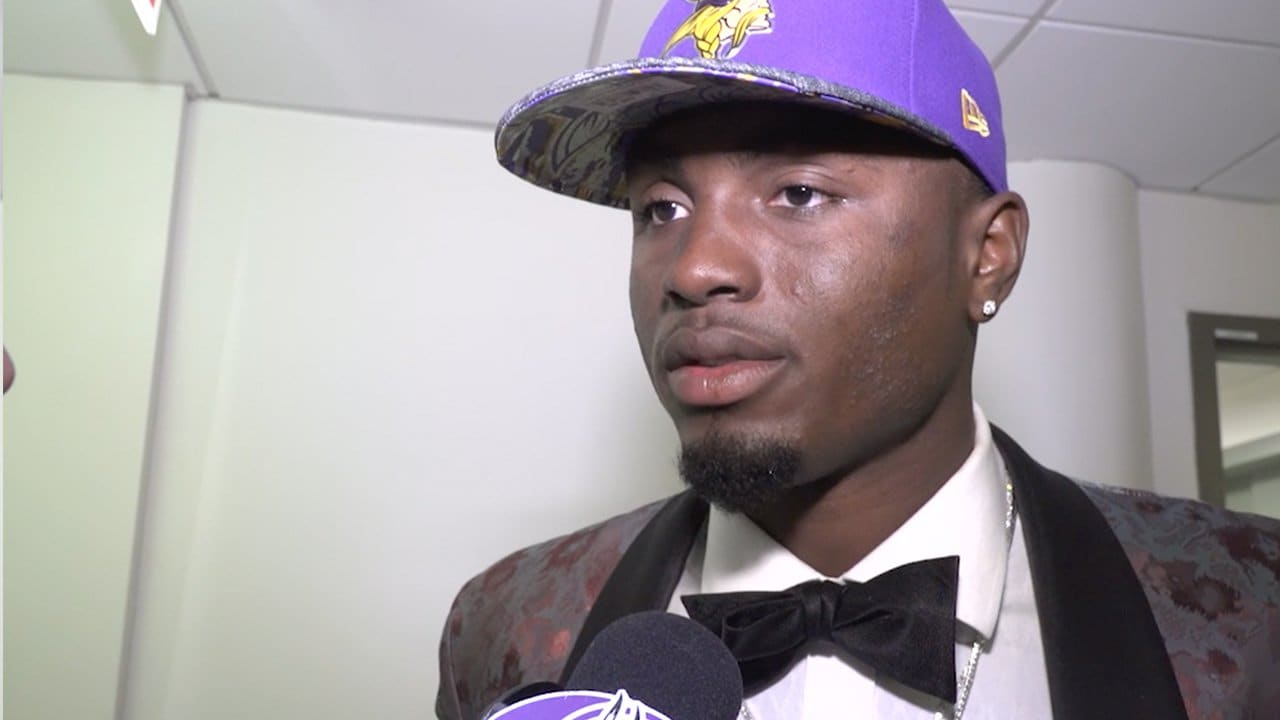 Laquon Treadwell to Wear Vikings No. 11 7cf742821