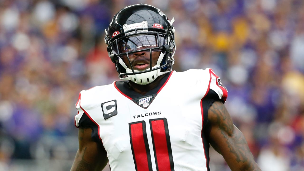 the best attitude 9251f c71ae Action Reaction: Vikings Work in Tandem to Limit Julio Jones