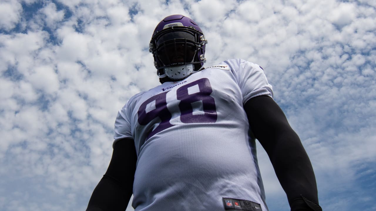 cheap for discount 01060 202be After Long Recovery, Linval Joseph Enjoys Return to Full ...