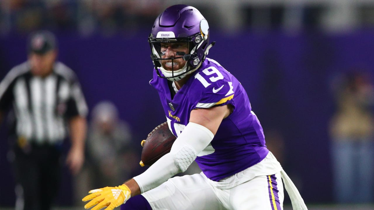 Adam Thielen Ties Megatron s Record With 8th Straight 100-Yard Game a207d6ede