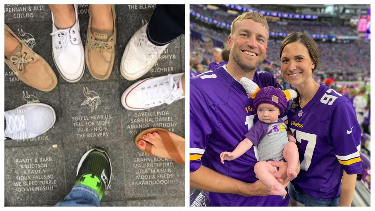 Minnesota Vikings Cheerleader Outfit - babyfans