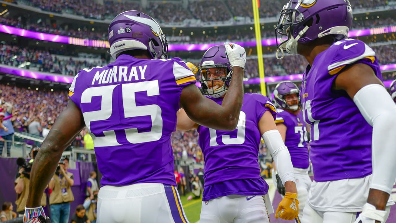 Lunchbreak: 'Traditional' & 'Advanced' Stats Have Thielen