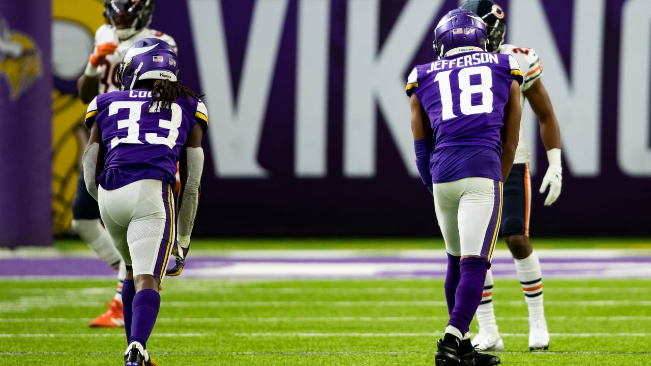 Lunchbreak: Cook & Jefferson Ranked Among NFL.com's 'Highlight-Reel' Players