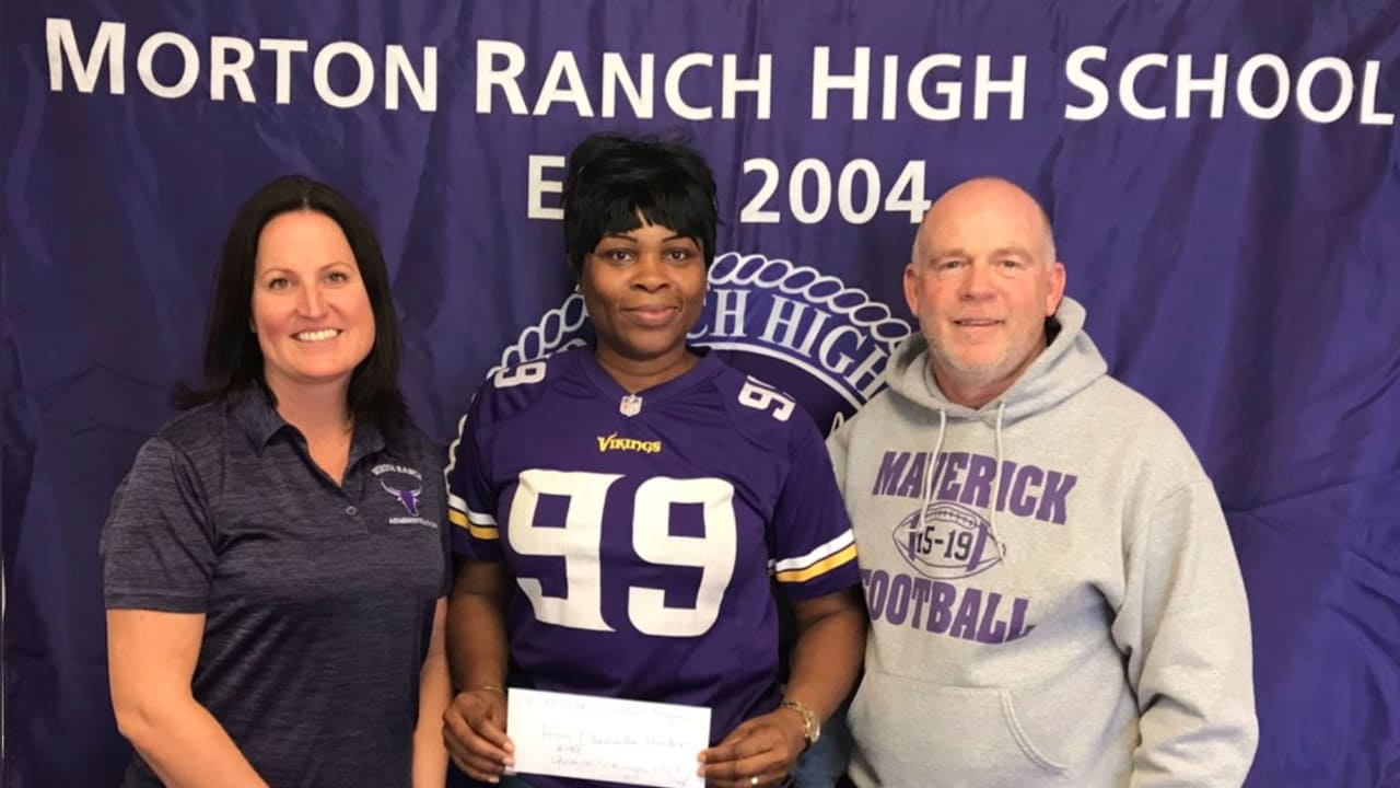 best authentic 71451 ca44c NOTEBOOK: Hunter Donates $54,000 for New Uniforms at HS ...