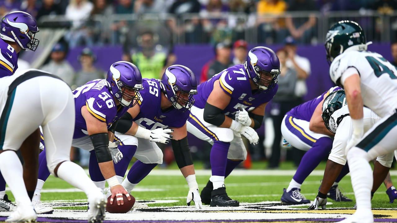 2019 Vikings Position Recap: Offensive Line