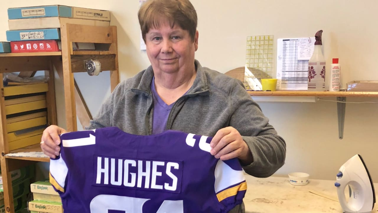 A Stitch in Time: After Nearly 50 Years, Vikings Seamstress Sews ...