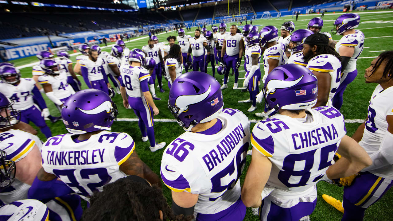 Vikings Land at No. 12 in The Athletic's All-Time NFL Franchise Rankings