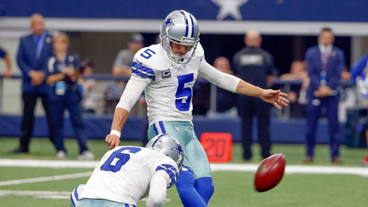 4a4b4a514 5 Things to Know About New Vikings K Dan Bailey