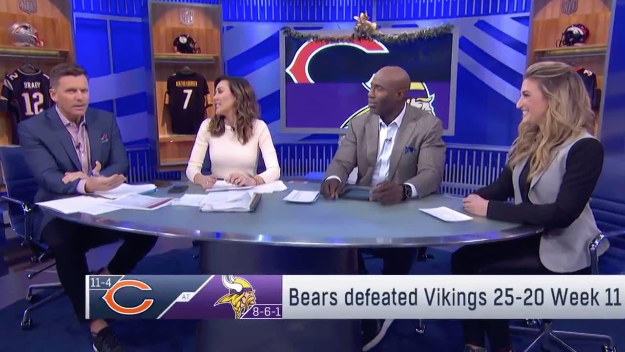 d9f1fd85a GameDay Pick'Em: Who Wins, Vikings or Bears?