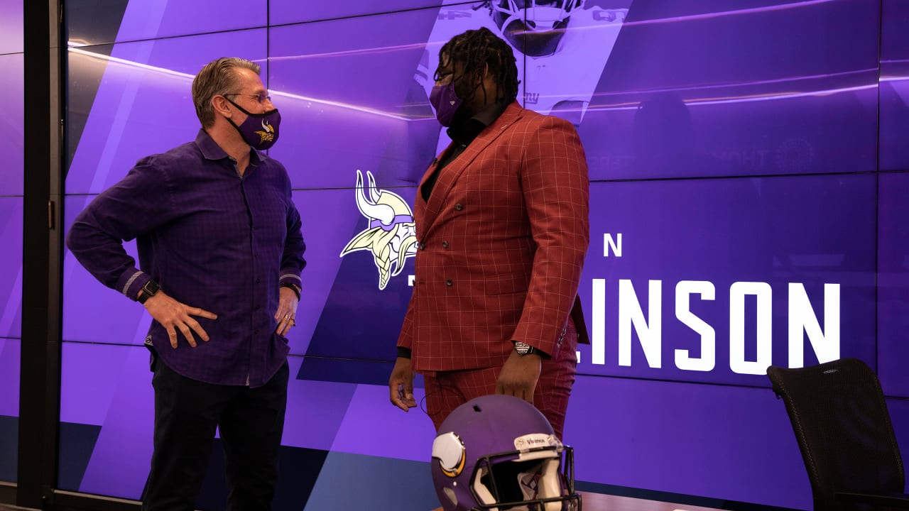 Vikings Gain 2nd Dalvin, 1st-Rate Player & Person in Tomlinson