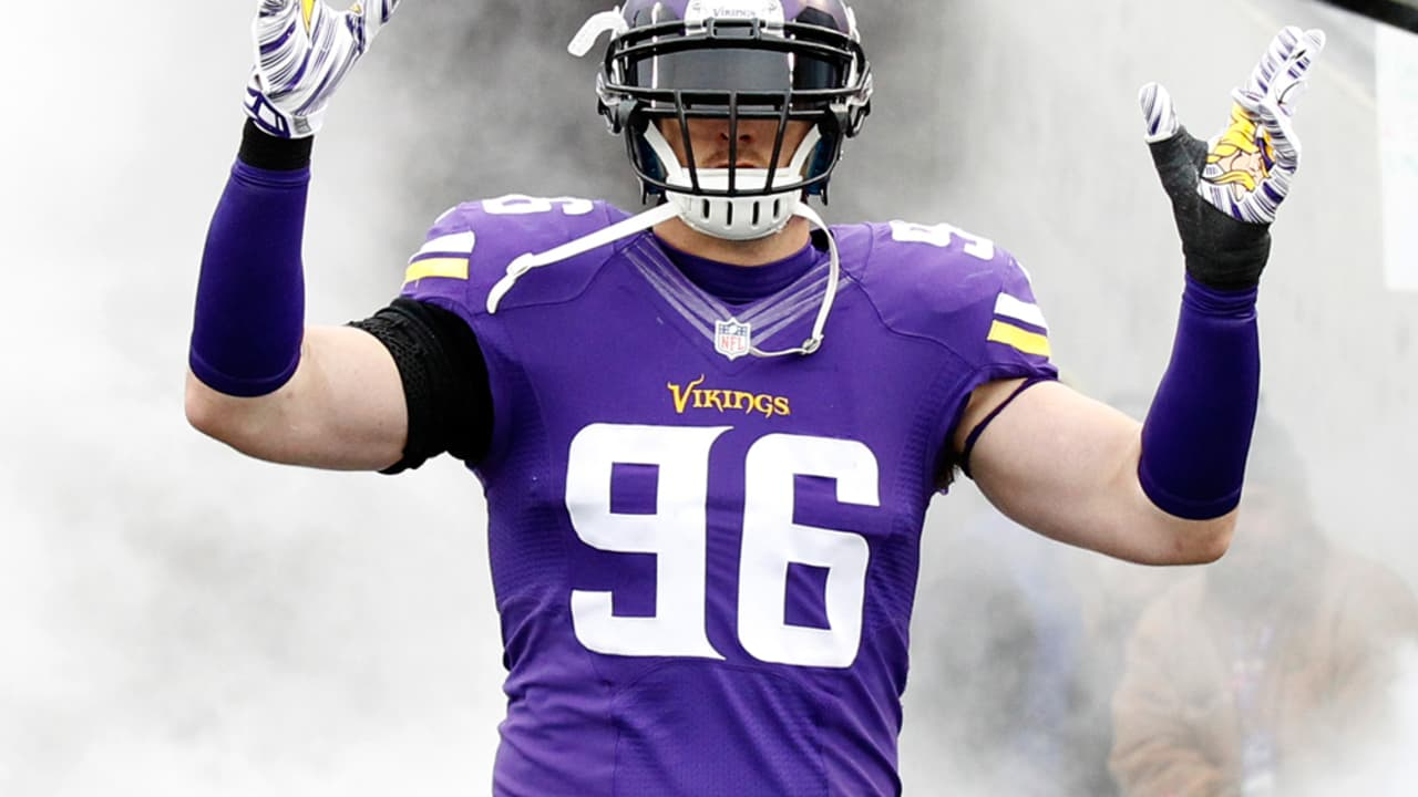 huge discount 67a8c 90f41 Brian Robison: 'Whatever It Takes'