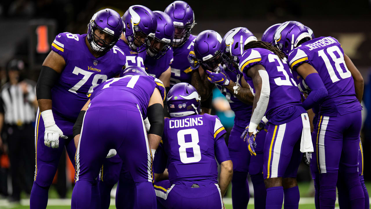 Lunchbreak: Where are Vikings in Early 2021 Power Rankings?