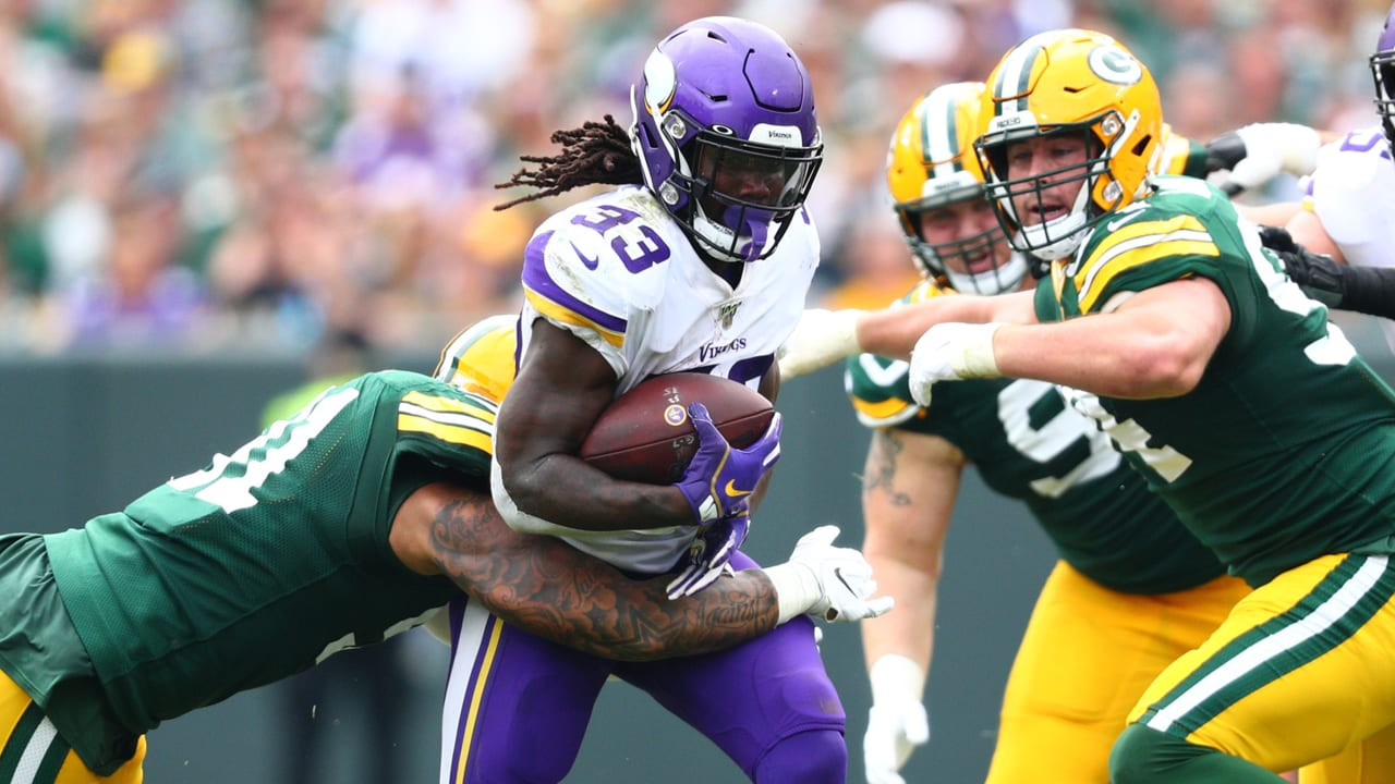 Dalvin Cook S Best Plays Vs Packers