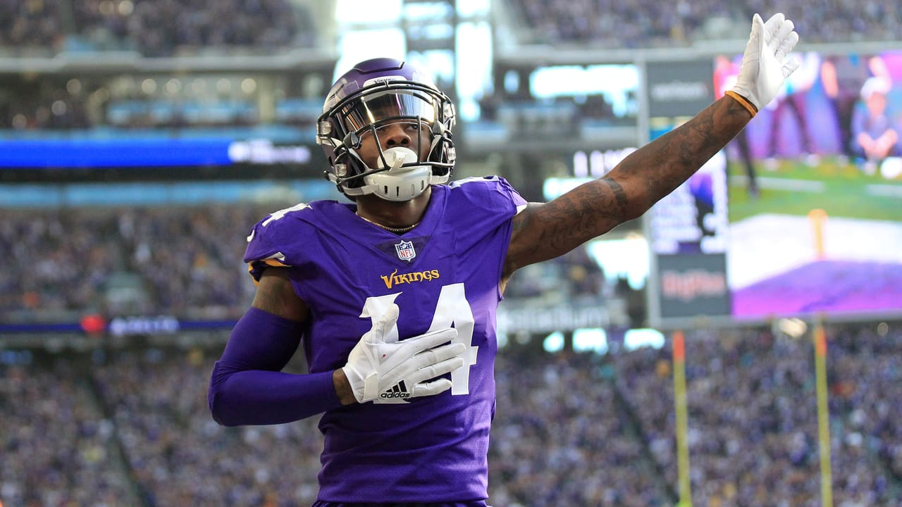 da21473bc58 Every Vikings Touchdown From Sunday's 41-Point Outburst