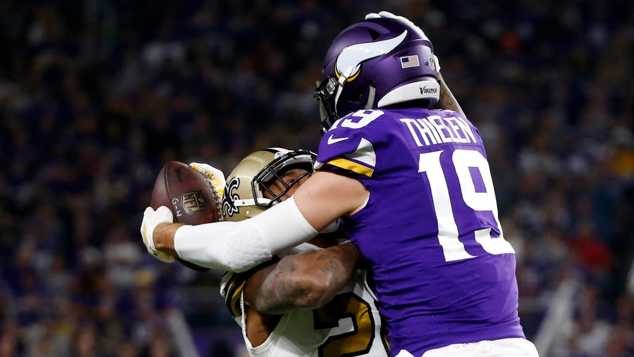 Can t-Miss Play  Adam Thielen Is Not Human 3d11aadab