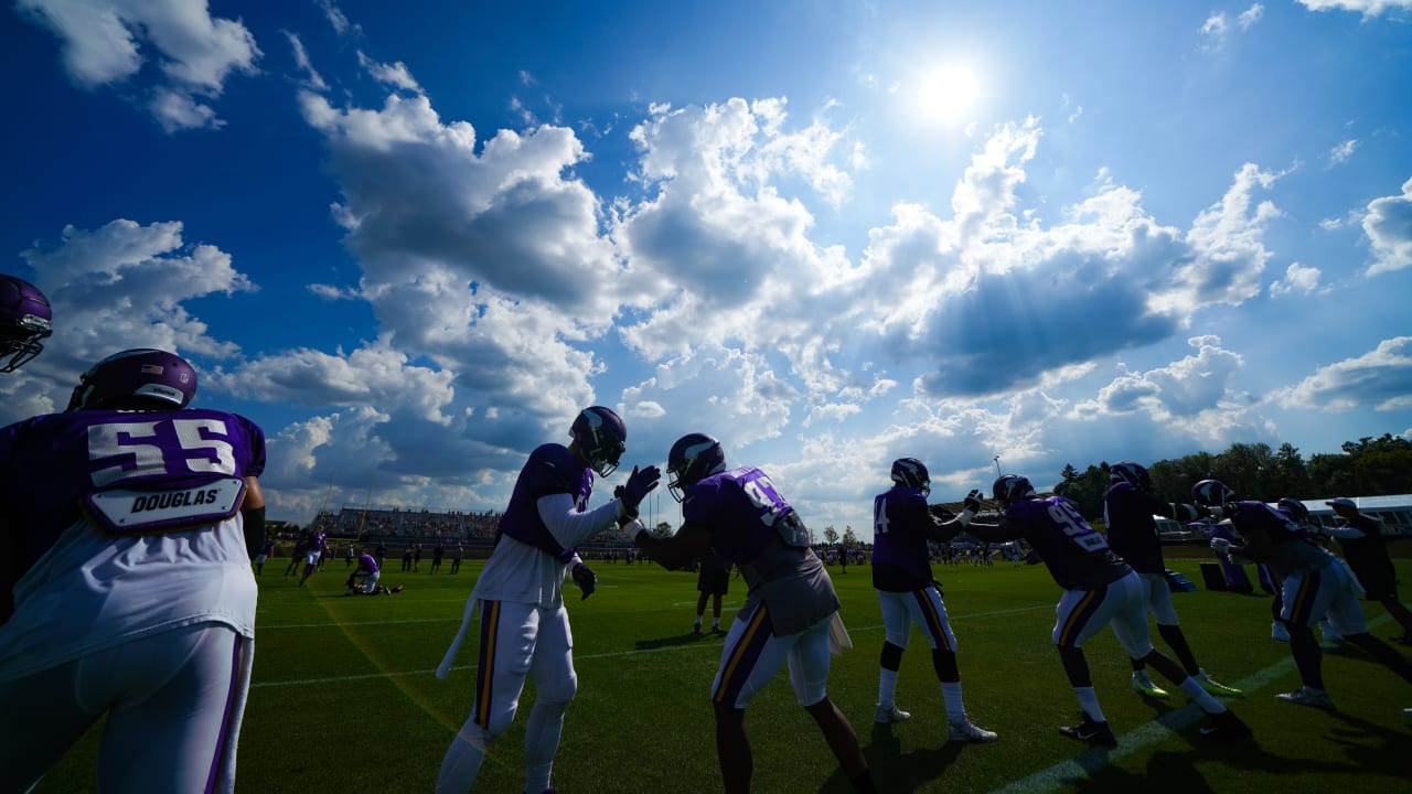 Vikings 2019 Verizon Vikings Training Camp Schedule