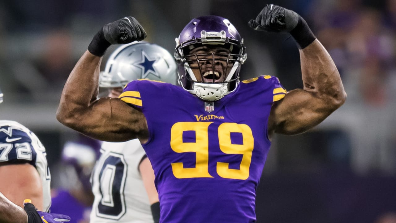 Danielle Hunter Highlights 6759ee80e