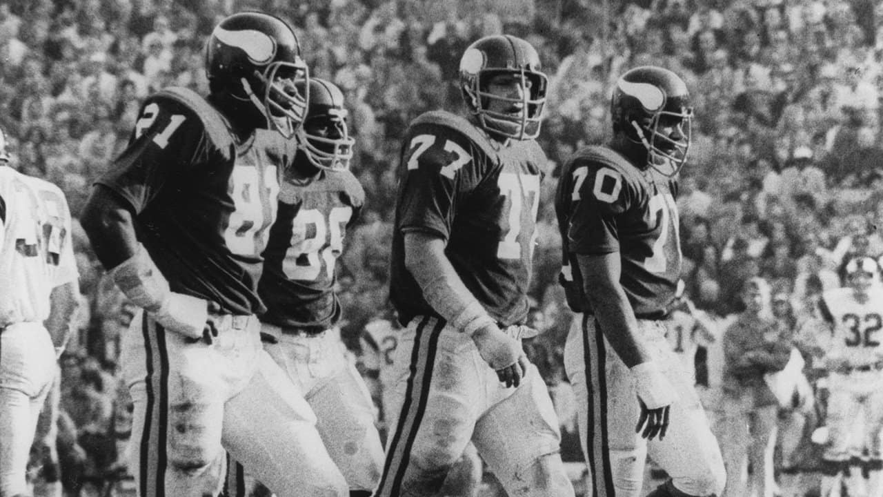 A Football Life The Purple People Eaters