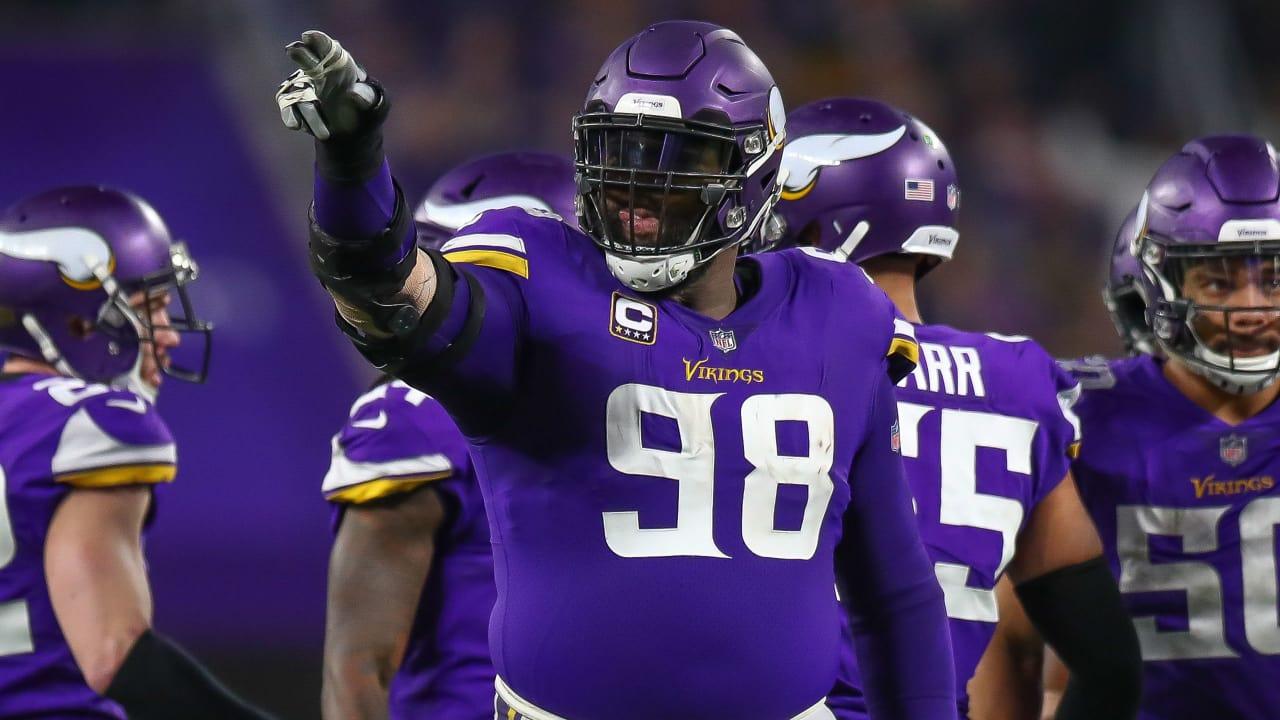 2018 Vikings Position Recap Defensive Line