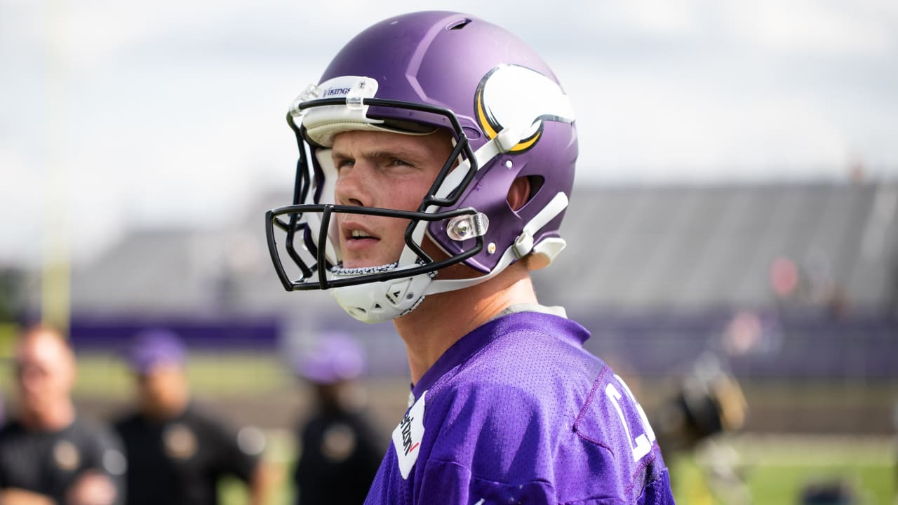 Daniel Carlson Excited to Kick for  Home  Crowd in NFL Debut 492b67db6