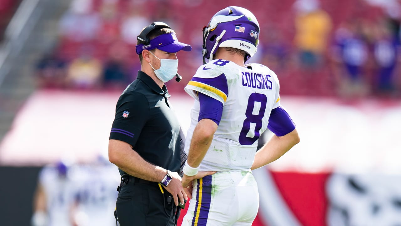 Influences Abound for Klint Kubiak in Transition to Vikings OC