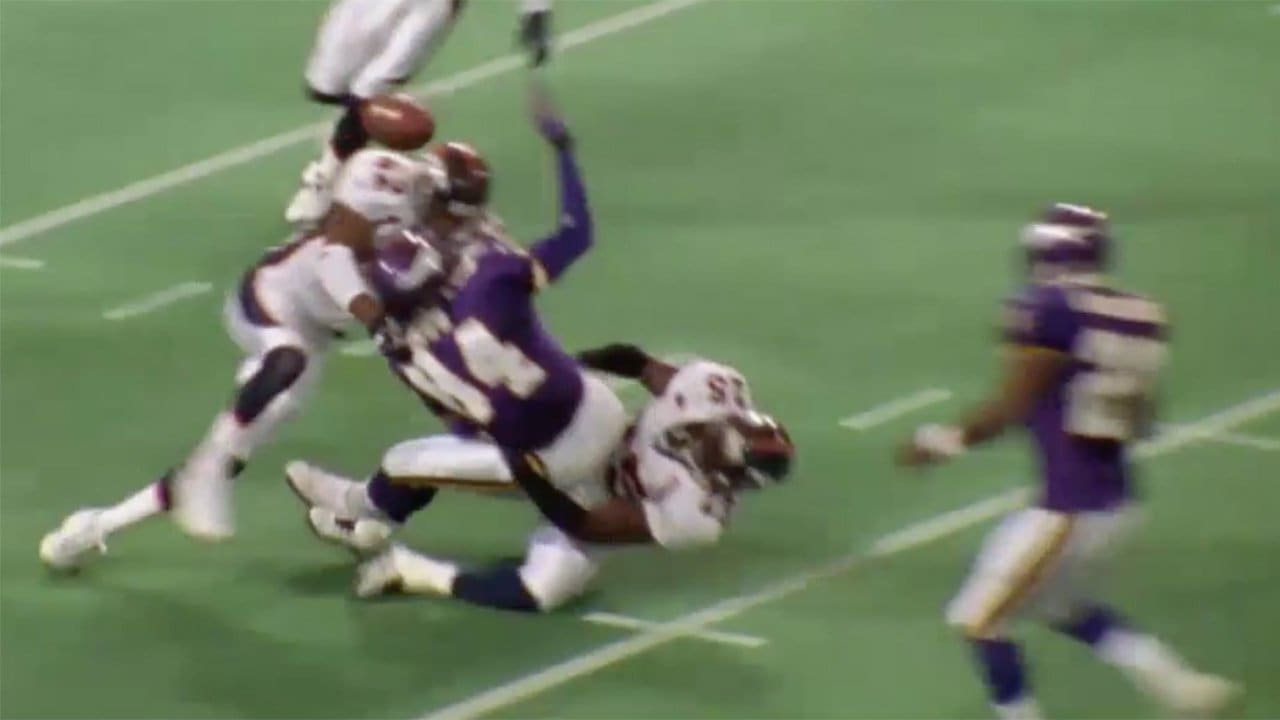 Randy Moss Lateral To Moe Williams Vs Denver