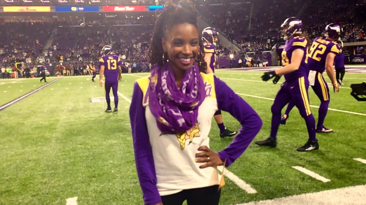 2016 Minnesota Vikings Junior Cheerleaders