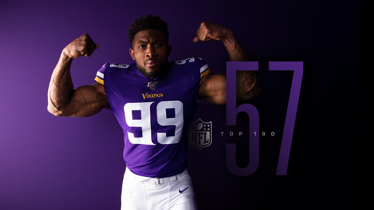 check out 13392 c2480 Danielle Hunter Makes 1st NFL Top 100 Appearance