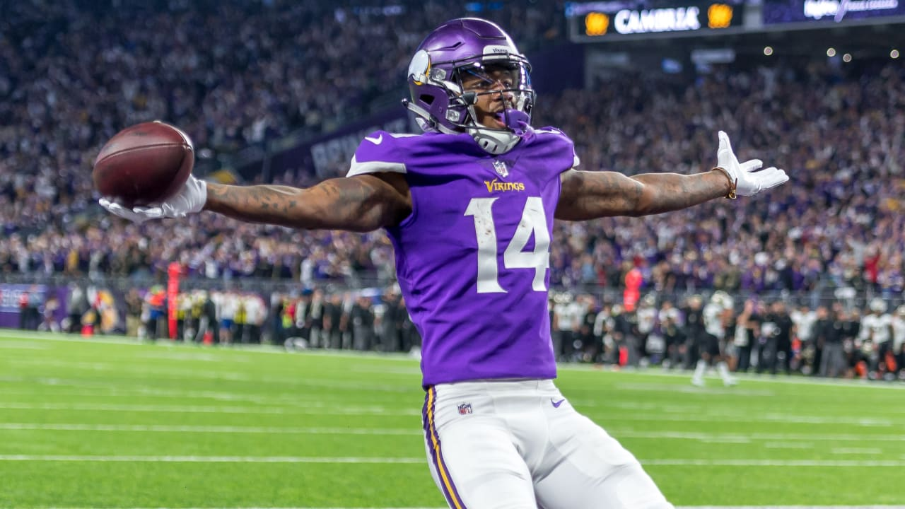 huge discount ac815 8fea5 Minneapolis Miracle Voted as 9th-Best Play in NFL History