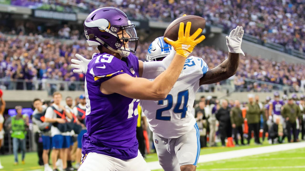 Adam Thielen 2018 Season Highlights 256e4f563