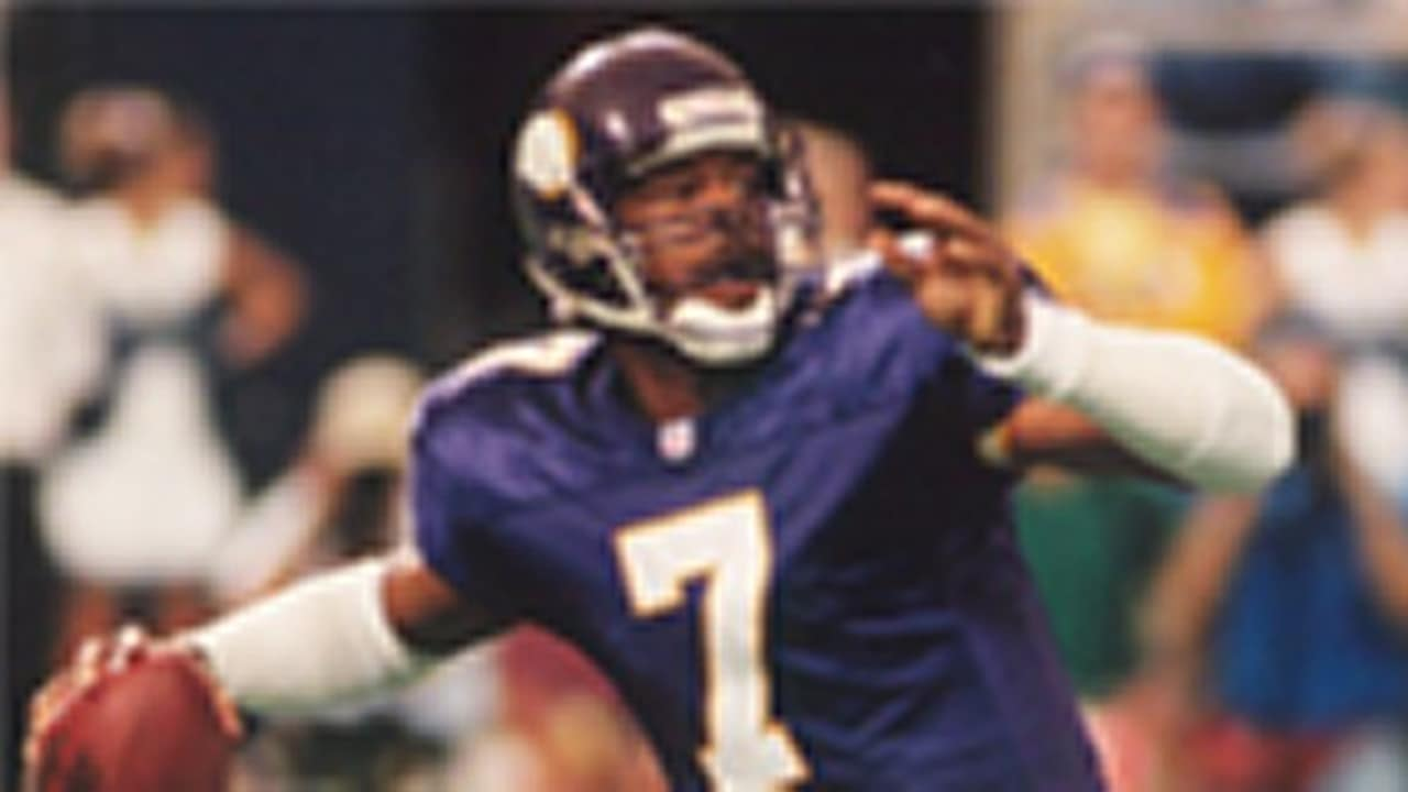 buy online e83b9 a4156 Randall Cunningham Bio Video