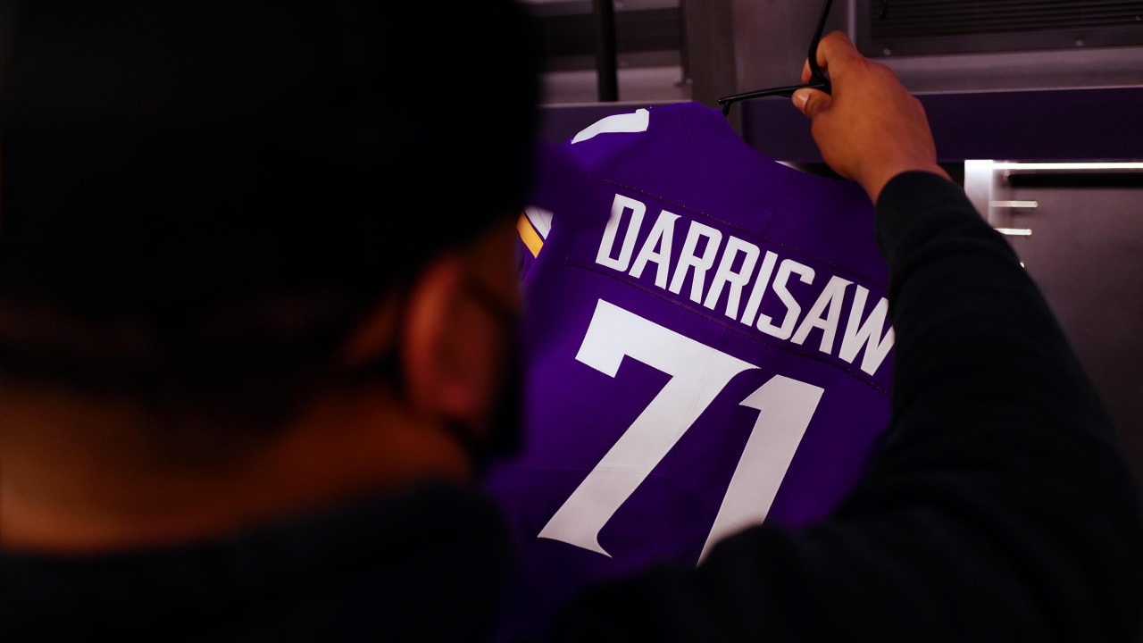 Jersey Numbers for 2021 NFL Draft Class