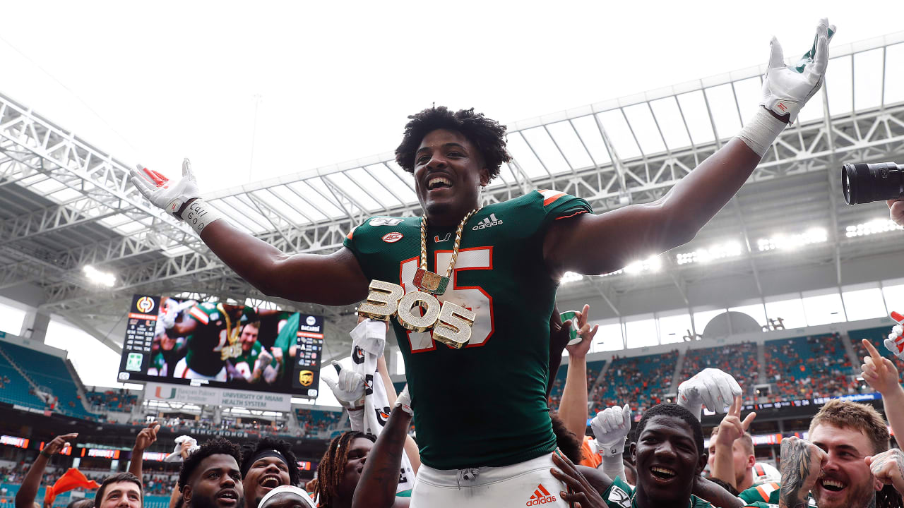 Brugler Releases List of Top 100 Draft Prospects