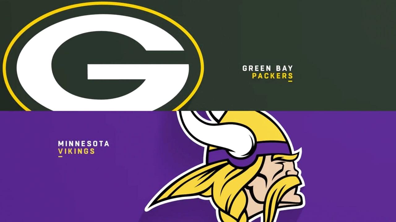 Full Highlights: Vikings 24, Packers 17