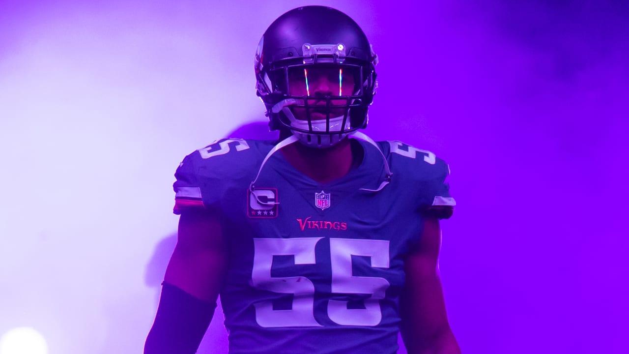 Anthony Barr Minnesota Vikings NFC Pro Bowl Game Jersey